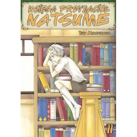 Księga przyjaciół Natsume 11
