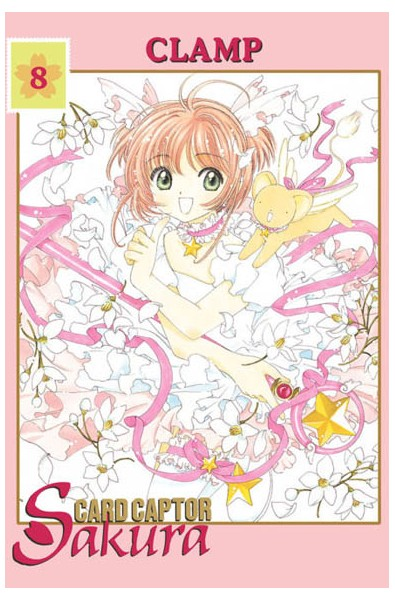 Card Captor Sakura 08 + karta