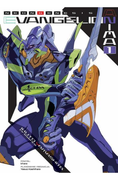 Neon Genesis Evangelion Anima 01