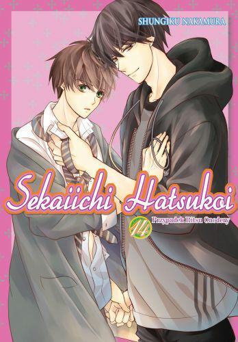 Sekaiichi Hatsukoi 14