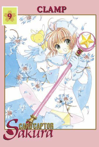 Card Captor Sakura 09 + karta