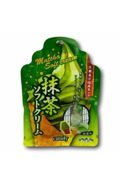 Senjaku Matcha Soft Cream Cukierki