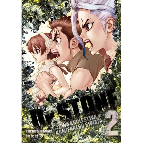 Dr Stone 02