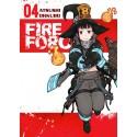 Fire Force 04 + karta