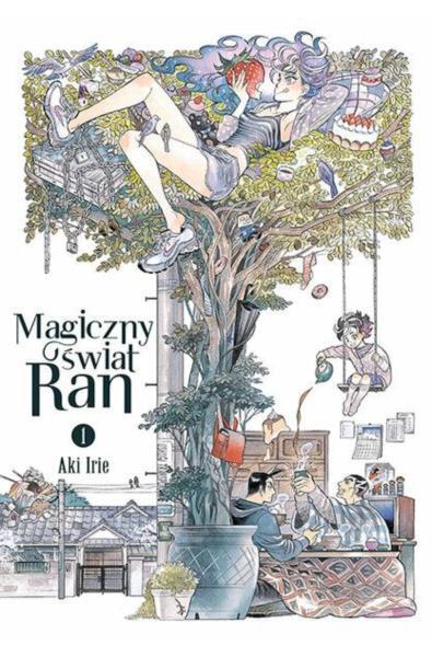 Magiczny świat Ran 01