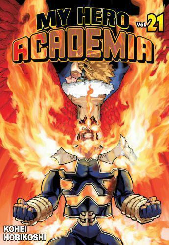 My Hero Academia 21