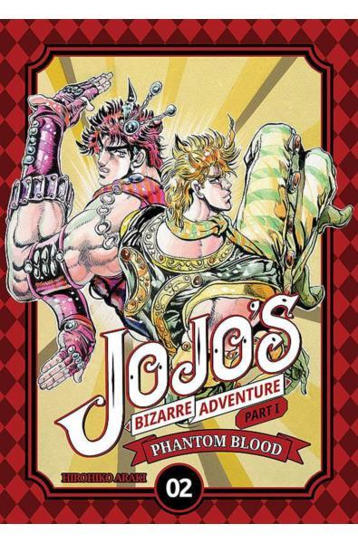 JOJO`s Bizarre Adventure part I 02