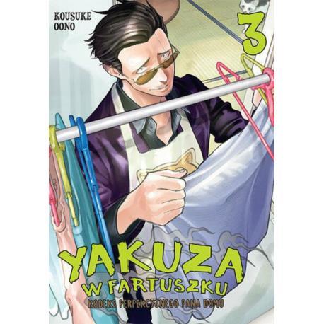 Yakuza w fartuszku. Kodeks perfekcyjnego pana domu 03