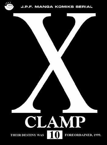 X Clamp 10