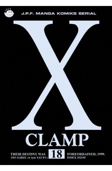 X Clamp 18