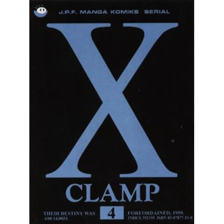 X Clamp 4