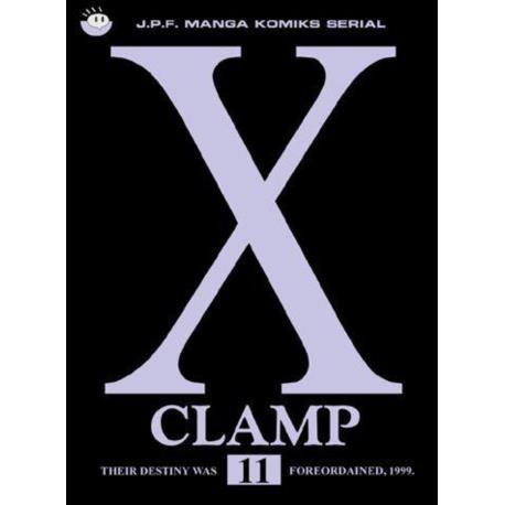X Clamp 11