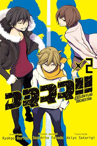 Durarara!! Yellow Flag Orchestra 02