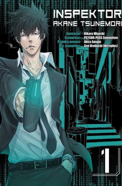 Inspektor Akane Tsunemori 01