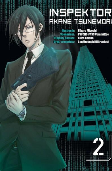Inspektor Akane Tsunemori 02