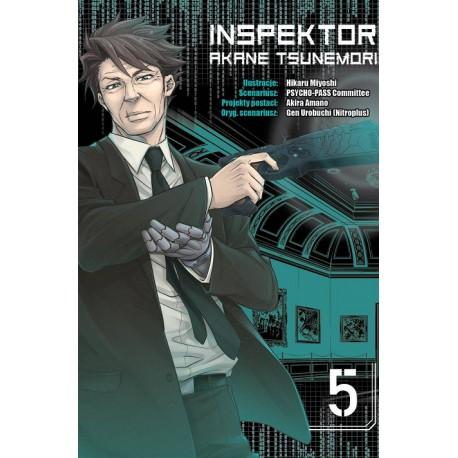 Inspektor Akane Tsunemori 05