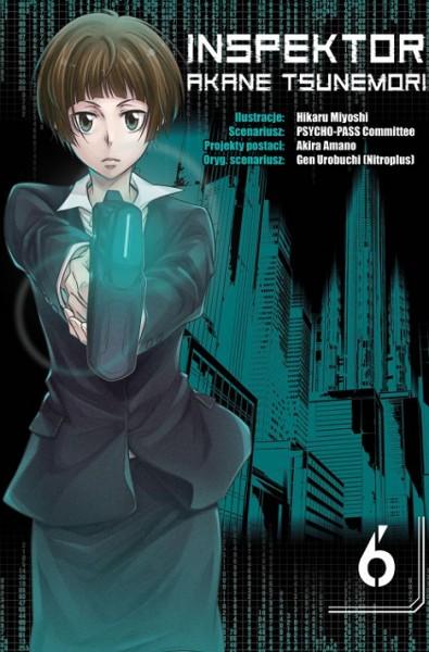 Inspektor Akane Tsunemori 06