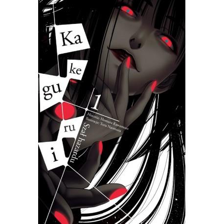 Kakegurui 01