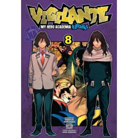 Vigilante. My Hero Academia - Illegals 08