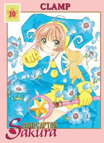 Cardcaptor Sakura 10 + karta