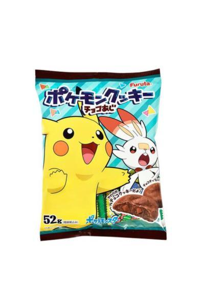 Furuta ciastka Pokemon Sun&Moon