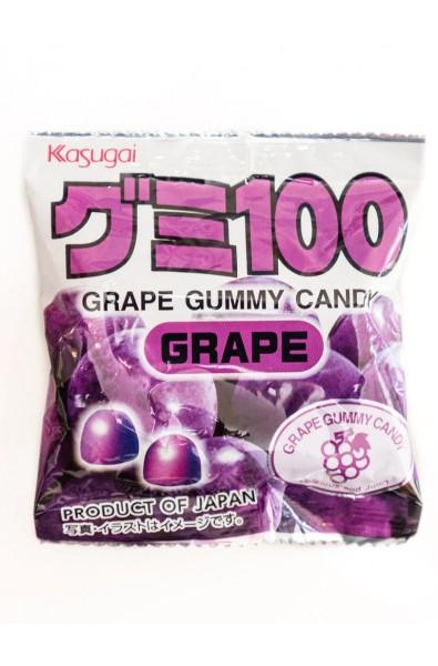 Kasugai mini Gummy Candy Grape