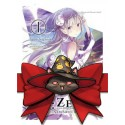 Re Zero Light Novel 1-21 (pakiet)