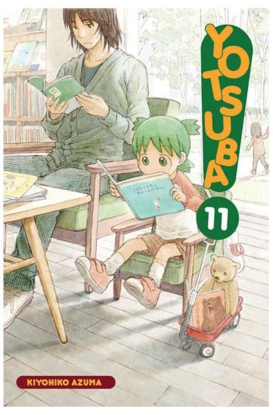 Yotsuba! 11