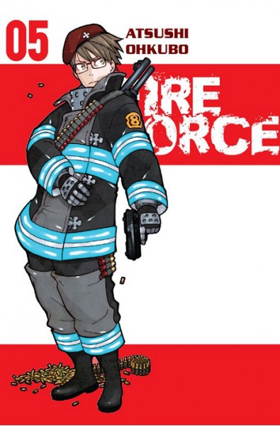 Fire Force 05 + karta