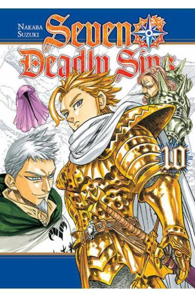 Seven Deadly Sins 10