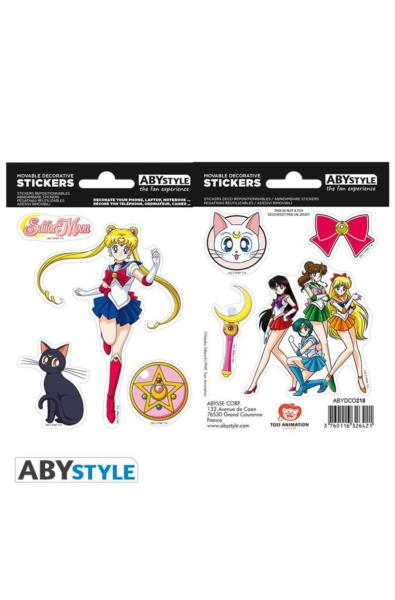 Sailor Moon - naklejki