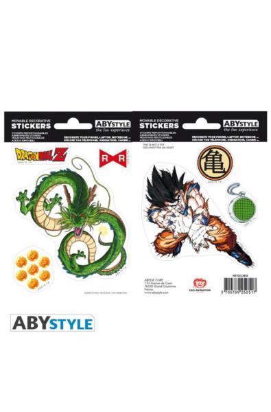 Dragon Ball - naklejki DBZ/Shenron