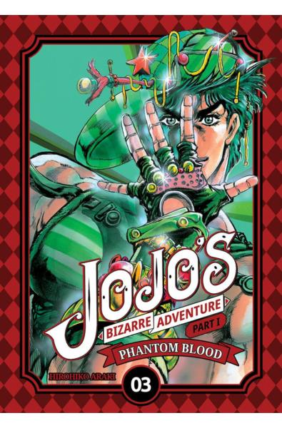 JOJO`s Bizarre Adventure part I 03
