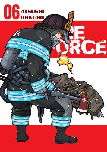 Fire Force 06 + karta