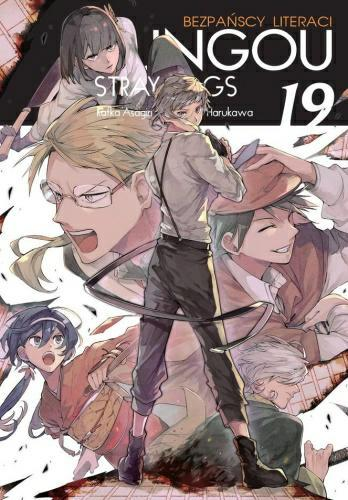 Bungo Stray Dogs 19