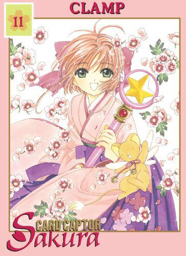 Card Captor Sakura 11 + karta