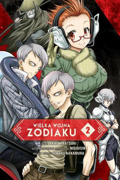 Wielka Wojna Zodiaku 02