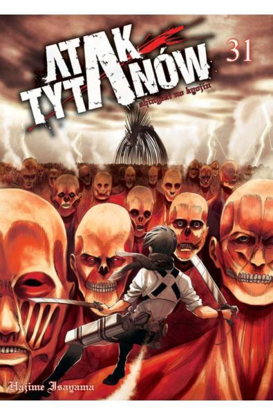 Atak Tytanów 31