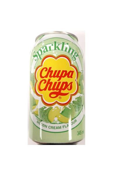 Chupa Chups Sparkling Melon