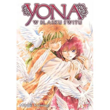 Yona w blasku świtu 09