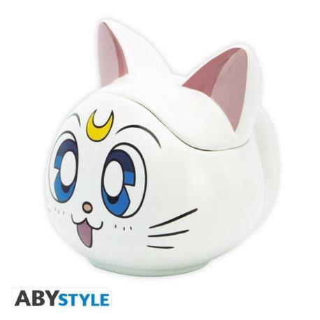 "Sailor Moon - kubek 3D ""Artemis"""