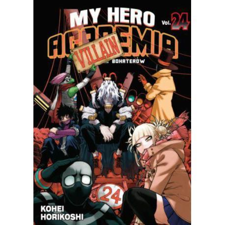 My Hero Academia 24
