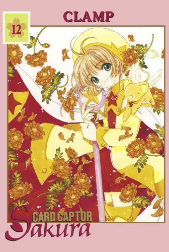 Card Captor Sakura 12 + karta