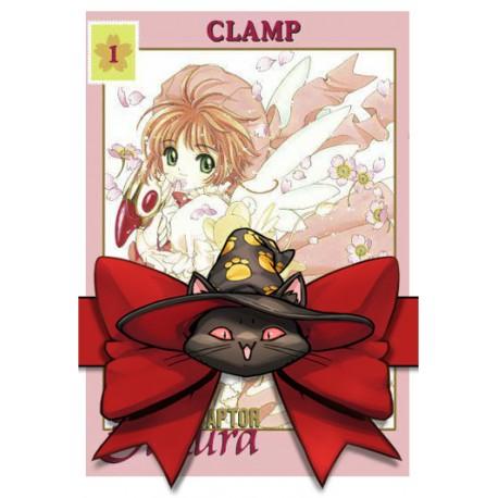 Card Captor Sakura 1-8 (pakiet)