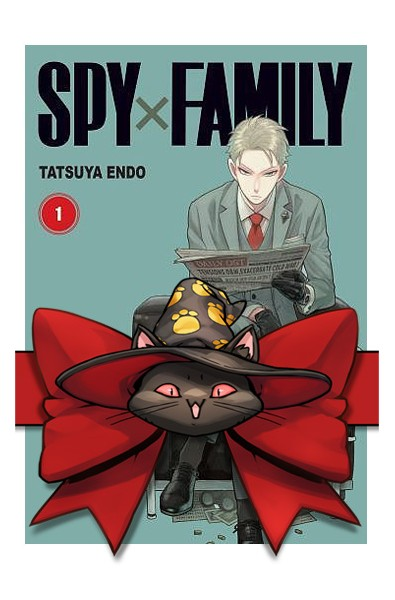 Spy x Family 1-5 (pakiet)