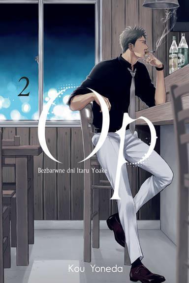 Op: Bezbarwne dni Itaru Yoake 02
