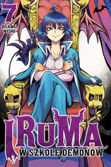 Iruma w szkole demonów 07