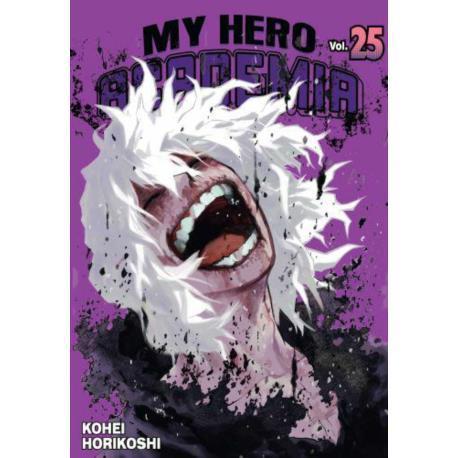 My Hero Academia 25