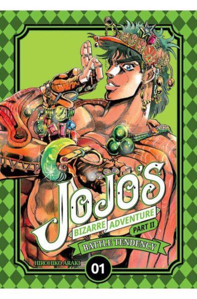 JOJO`s Bizarre Adventure part II 01