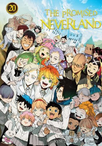 The Promised Neverland 20 + karta